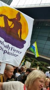 Fierce Compassion: A Courageous Approach