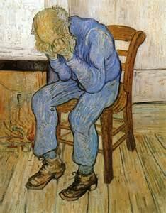 VanGogh Old Man in Sorrow